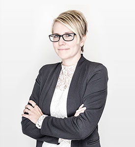 Tiia Lehtonen • asianajoassistentti, HTM |Asianajotoimisto Veneskoski - Tampere