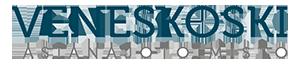 Asianajotoimisto Veneskoski • Tampere Logo