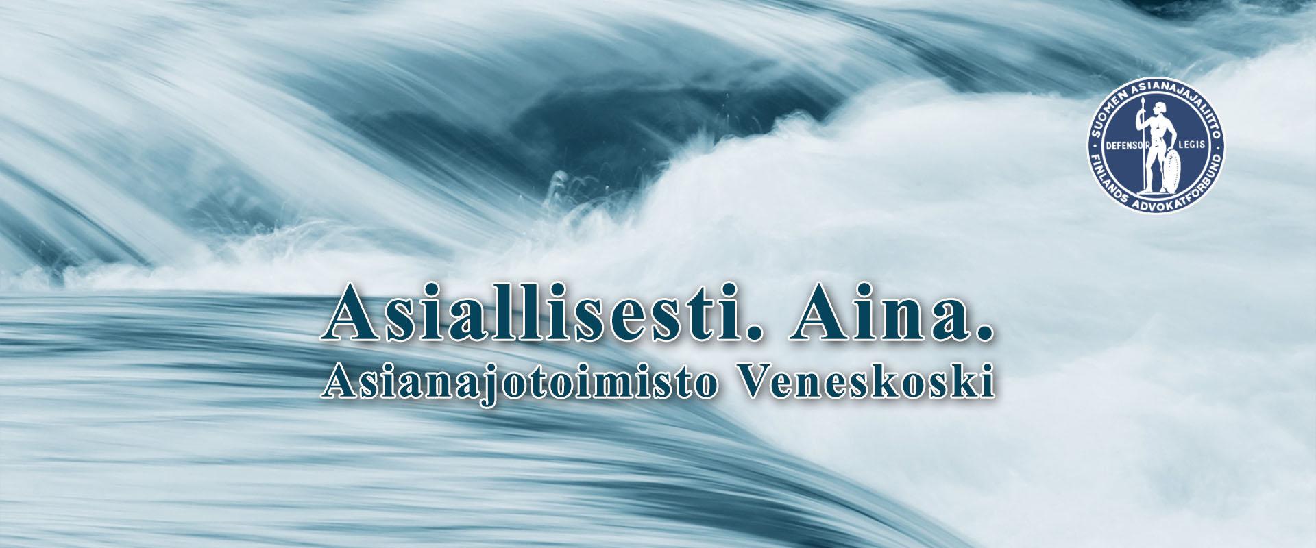 Asianajotoimisto Veneskoski • Tampere